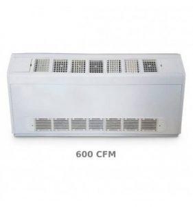 فن کویل زمینی دکوراتیو سارائیل مدل SNFZ600