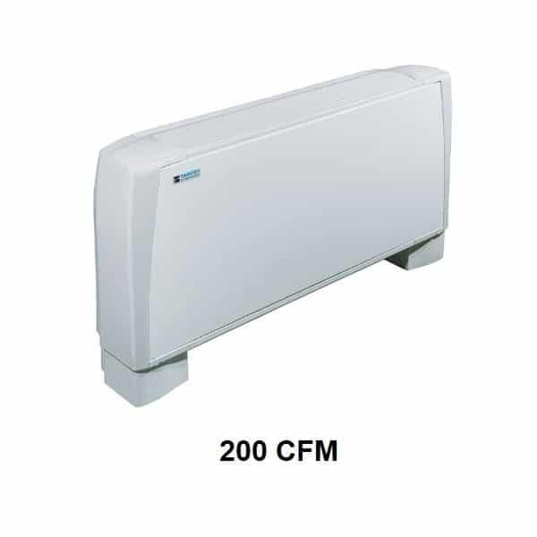 فن کویل زمینی کریوه پایه دار تهویه مدل SV-200