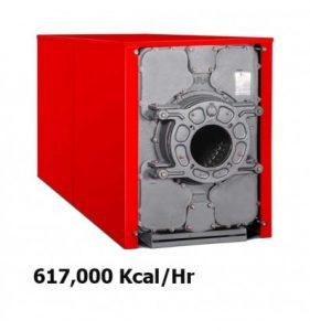دیگ چدنی شوفاژکار مدل سوپر هیت 9-1300