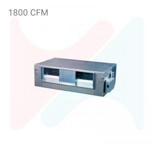 فن کویل کانالی پرفشار میدیا مدل 1800G100