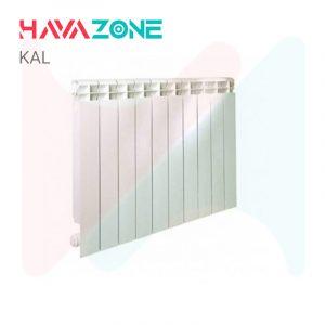 رادیاتور 10 پره ایران رادیاتور مدل KAL 500