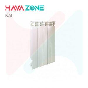رادیاتور 5 پره ایران رادیاتور مدل KAL 500